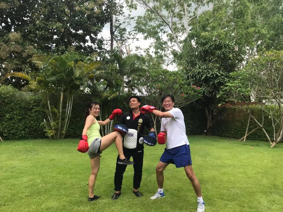 Muay Thai in Chiang Mai