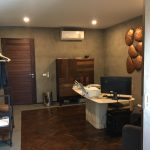 Chiang Mai Luxury Private Pool Villa Upstairs Office Room